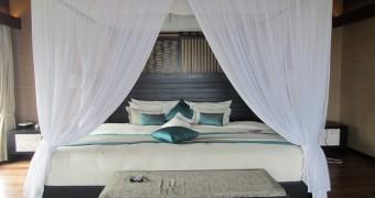 Экранирование спальни