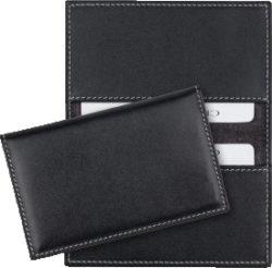Чехол экранирующий карта банковская на 2 карты