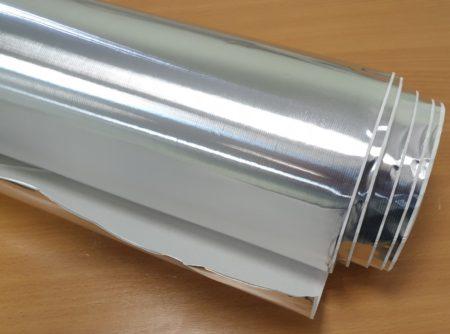 Алюминиевая фольга самоклеющаяся для экранирования